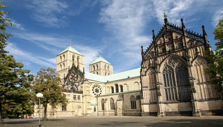 Die Kathedrale St. Paul in Münster