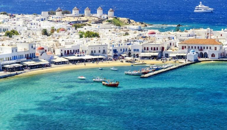 Mykonos Reisen Cyclades