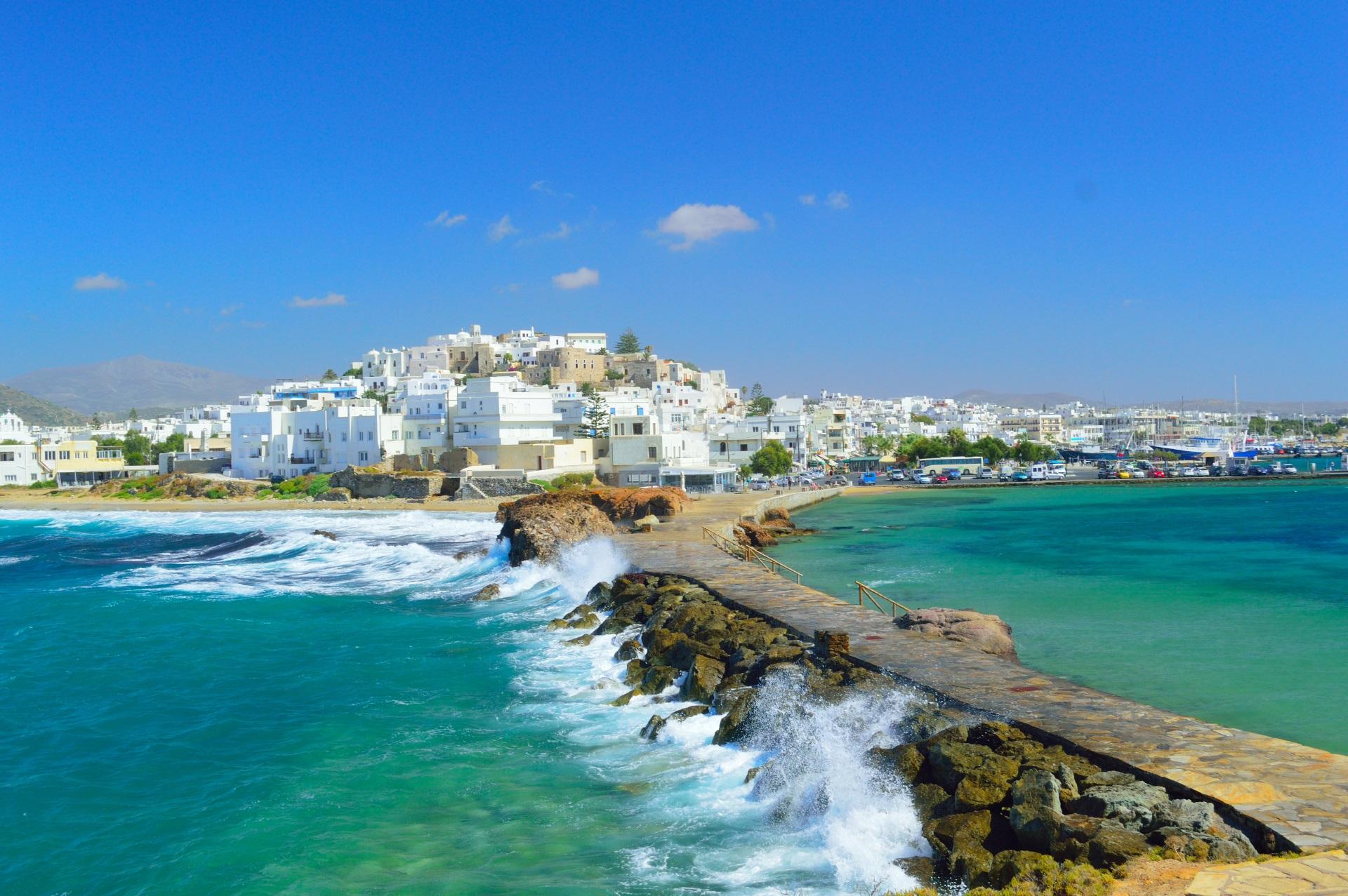 Naxos Griechische Inseln Reiseziele