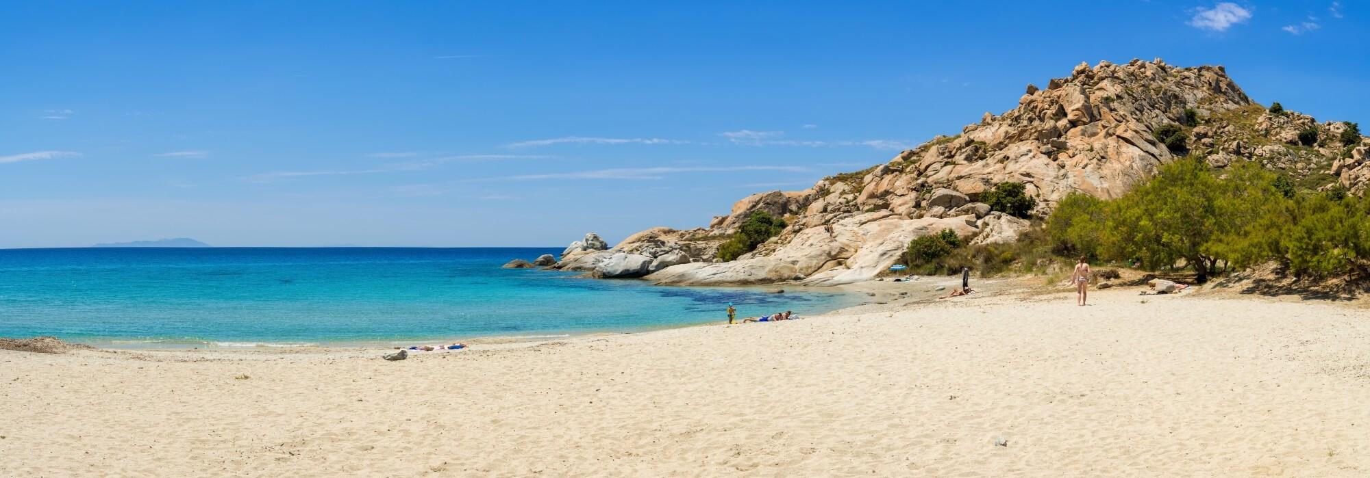 Naxos Strand