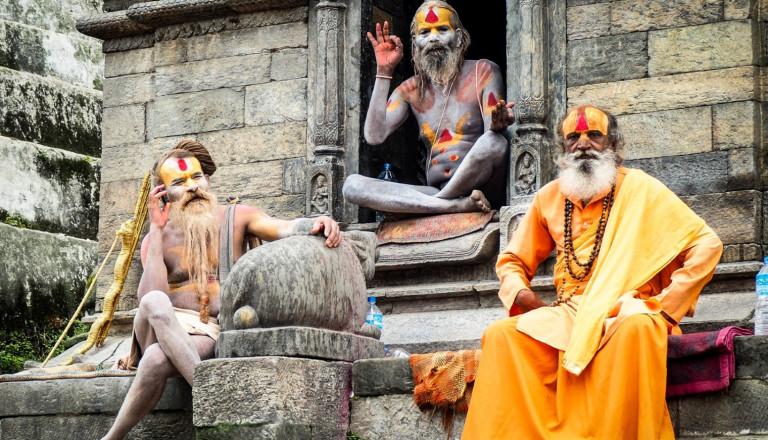 Auf Rundreisen lernen Sie am besten Land und Leute kennen! Nepal