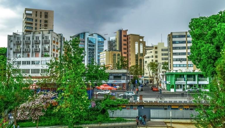 Nikosia Innenstadt