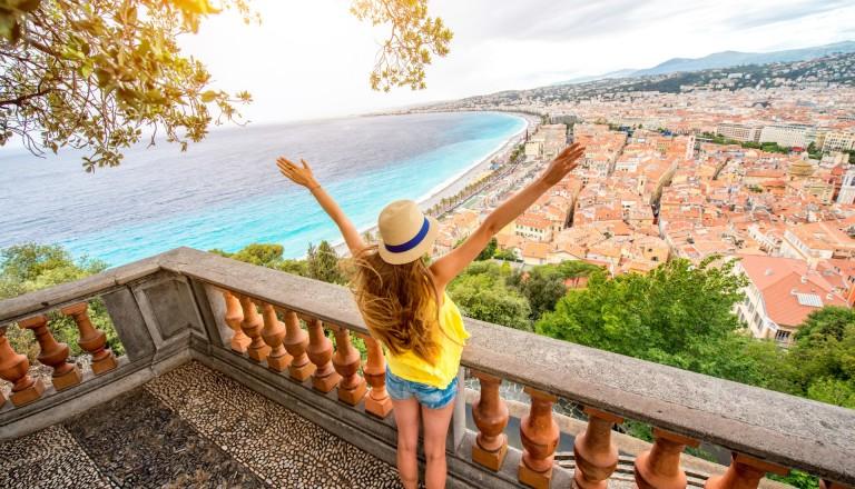 Städtereisen Nizza Frankreich