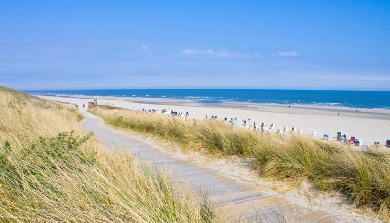 Hier unsere Top der schönsten Strände der Norderney: