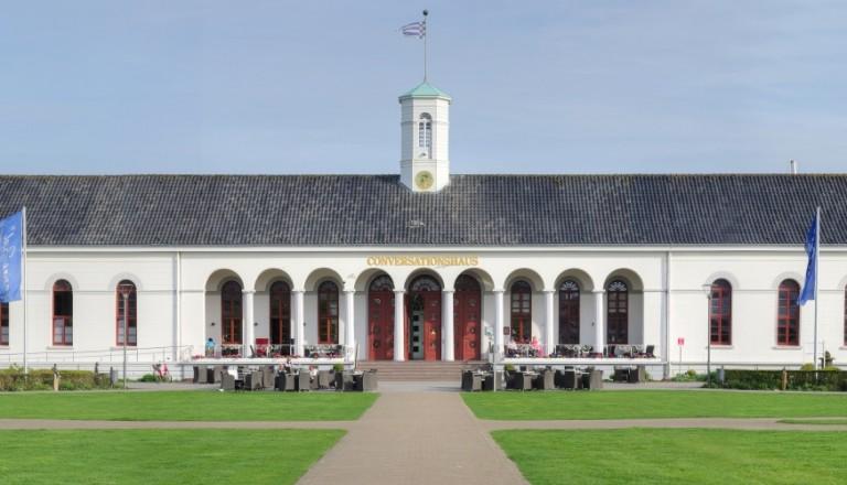 Das Konversationshaus auf Norderney.