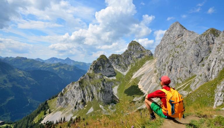Österreich Wandern
