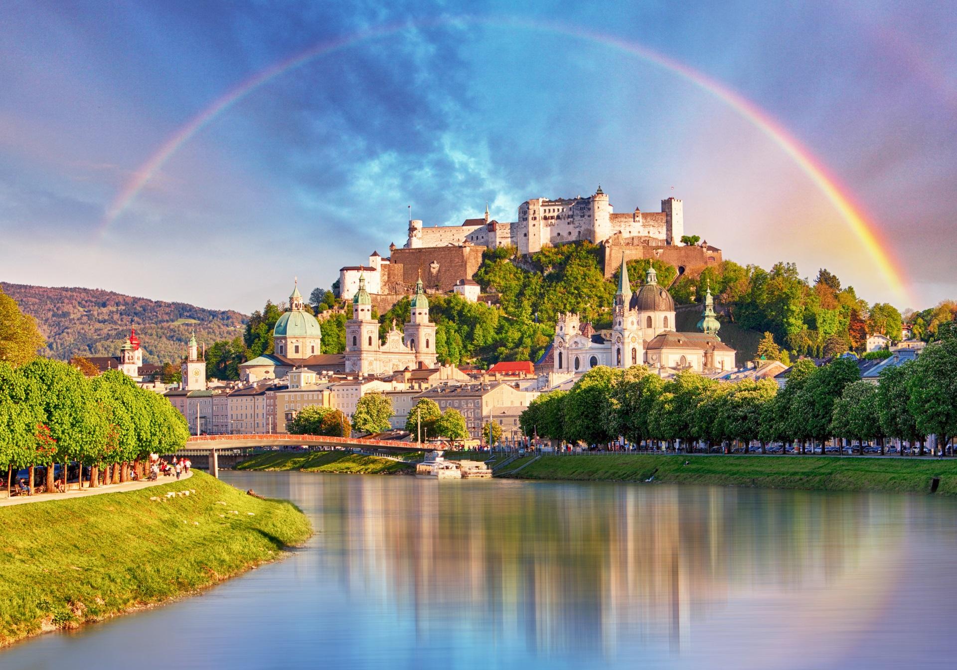 Salzburg Städtereisen