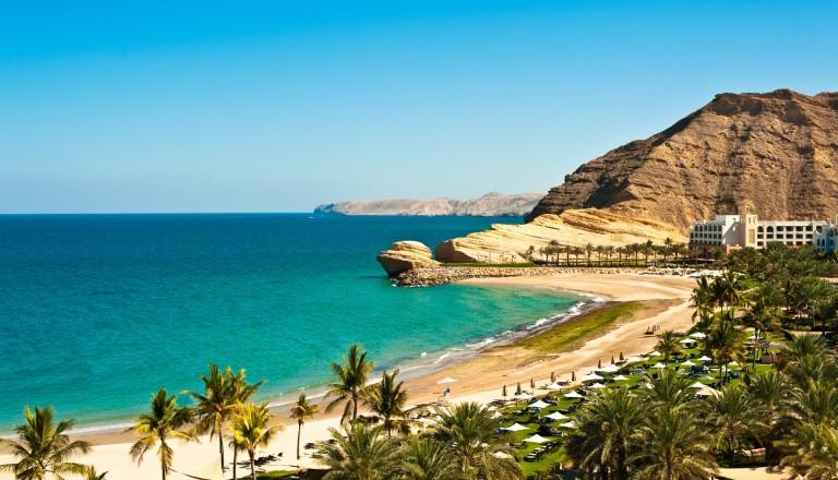Unsere Top 5 der schönsten Strände im Oman.
