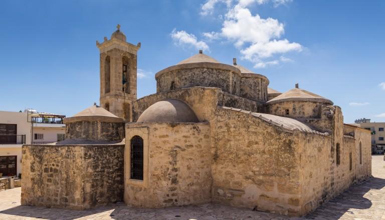 Die Kirche Agia Paraskevi  auf Paphos.