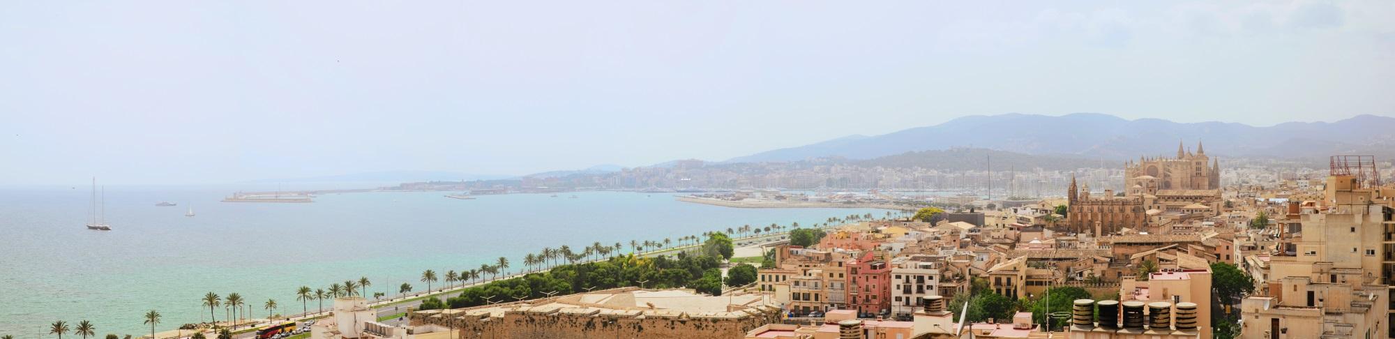 Palma de Mallorca Meer