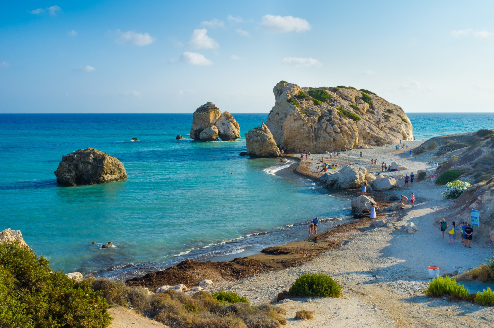 Städtereisen Paphos Aphrodite