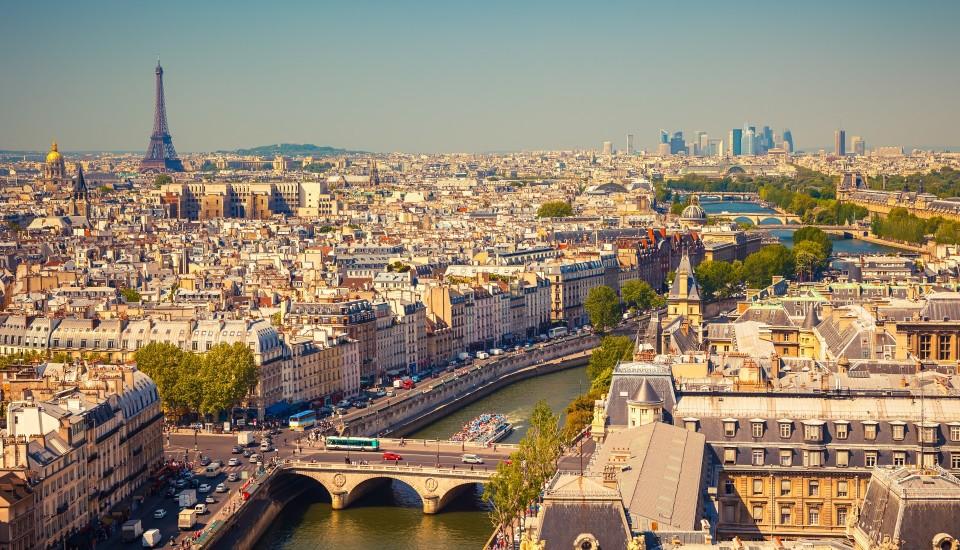 Shoppingmetropole Paris