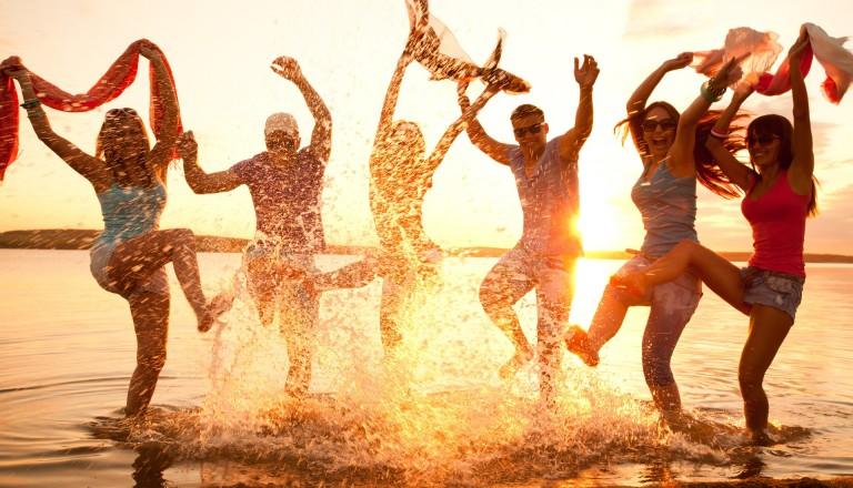 Mallorca Beachparty