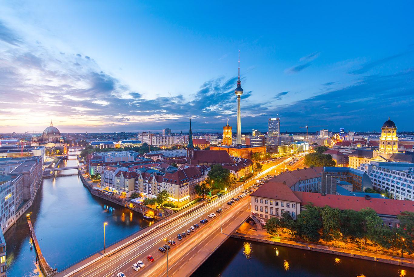 Partyurlaub in Berlin
