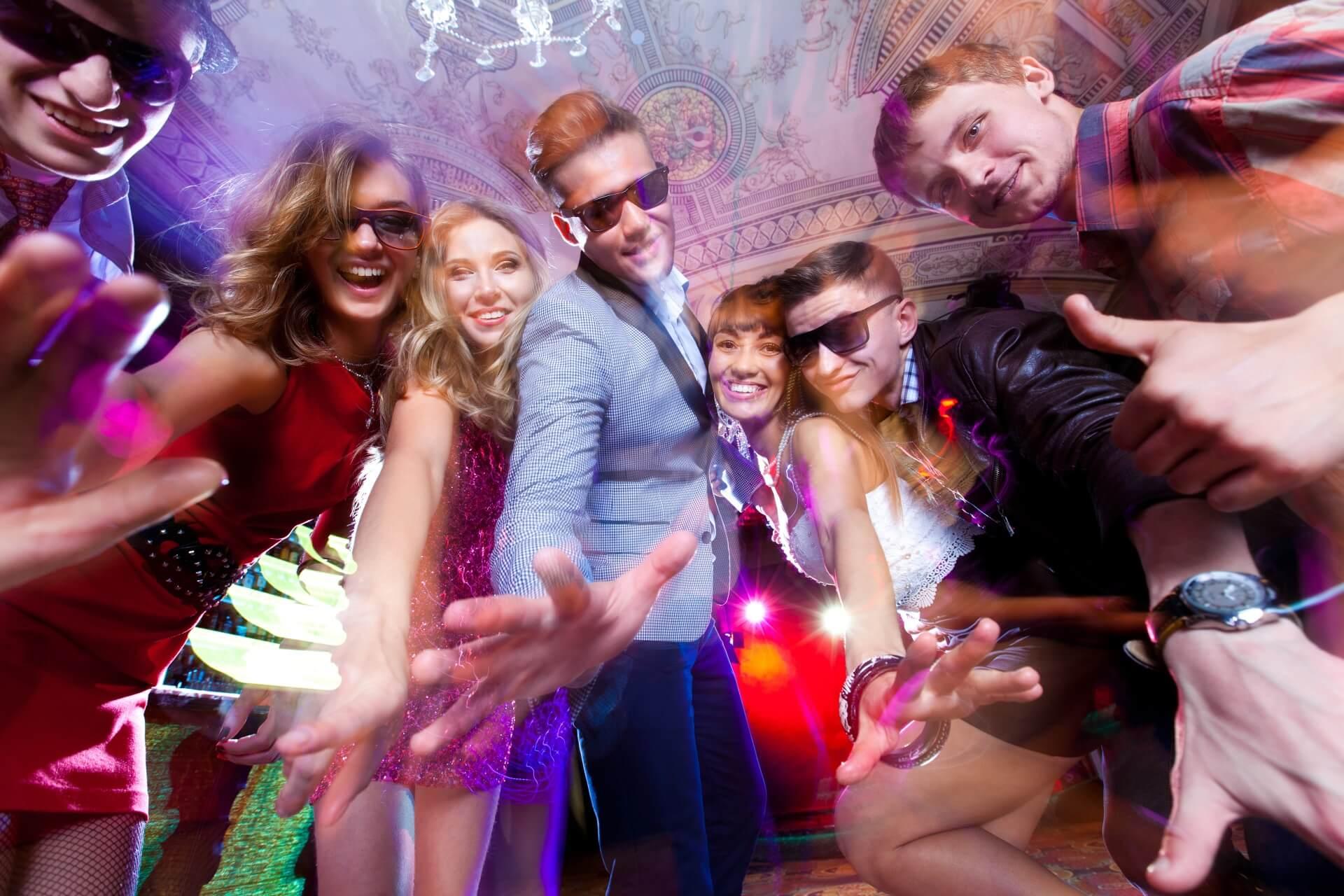 Partyurlaub Tanzen