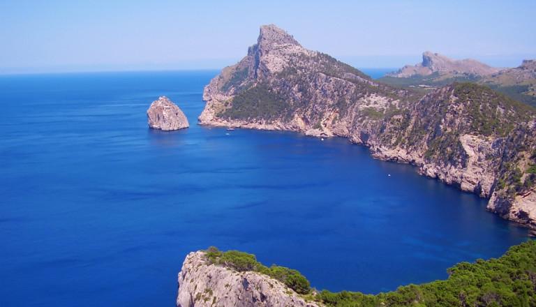 Mallorca Club Blaues Meer