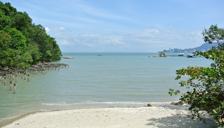 Unsere Nummer 1 die Insel Penang in Malaysia