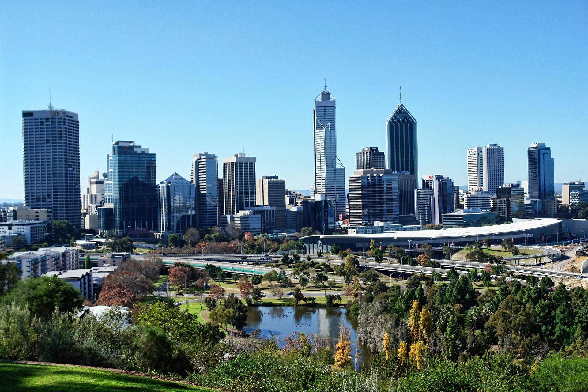 Perth Städtetrip