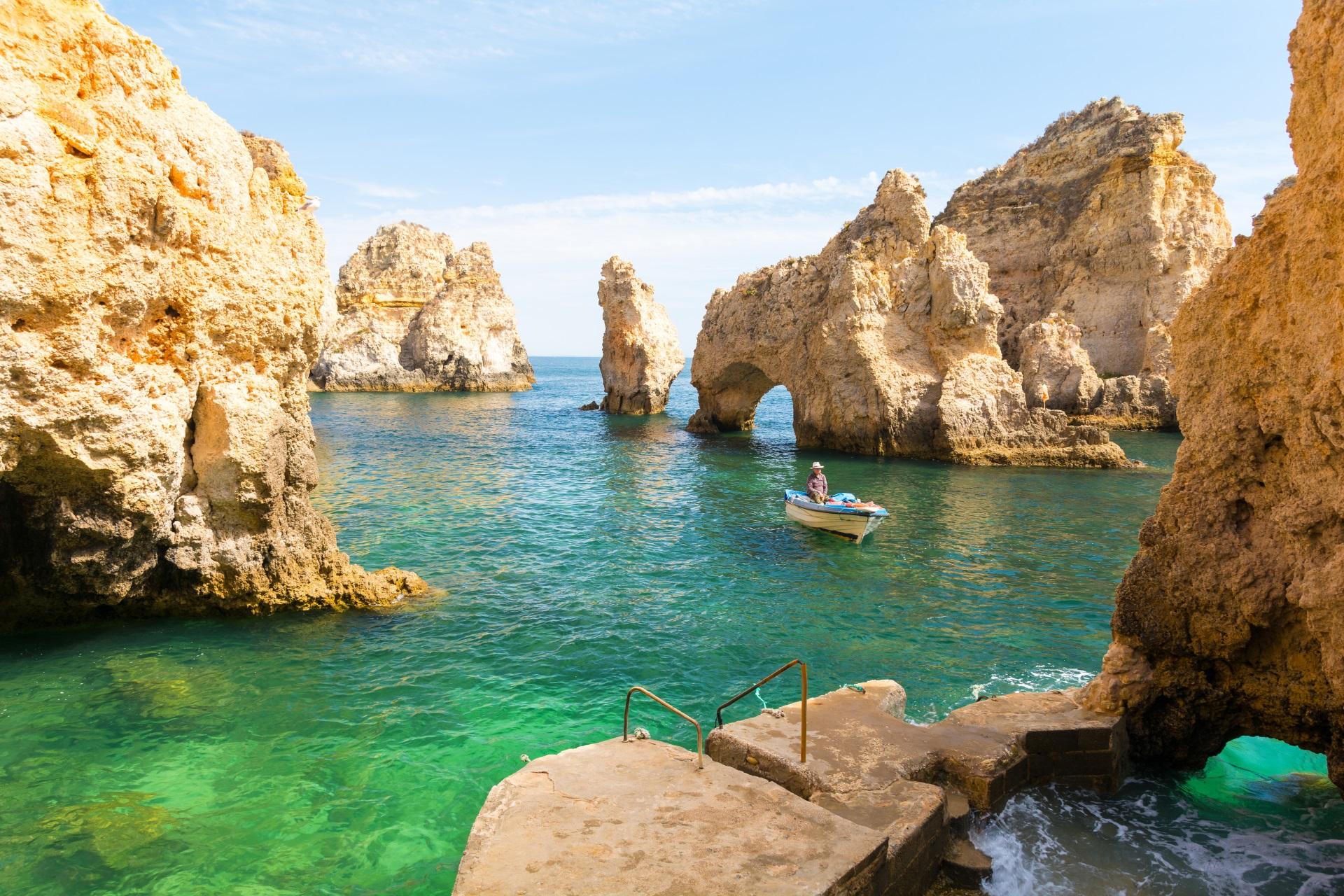 Ponta de Piedade Algarve