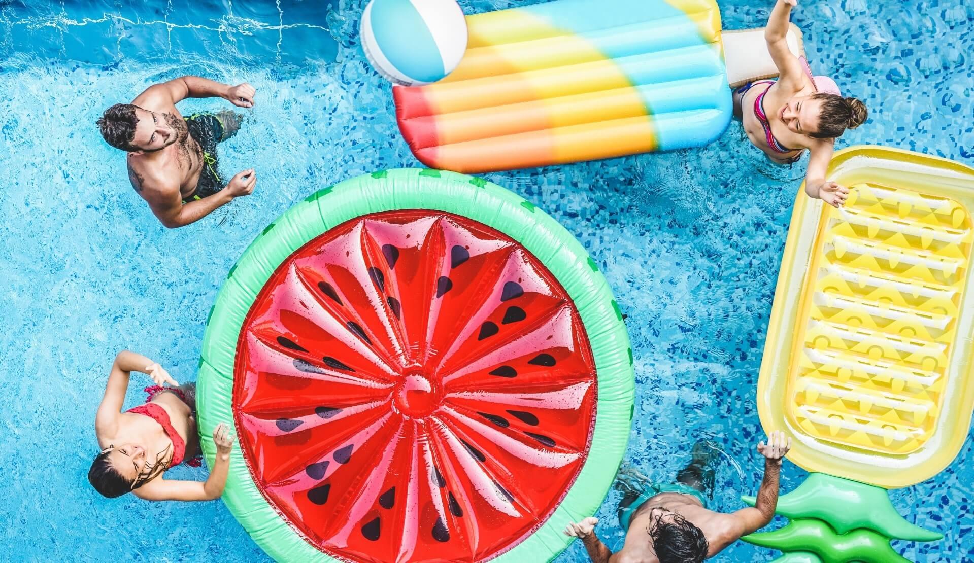 Poolparty Ibiza