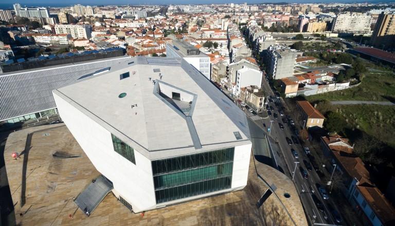 La Casa da Música in Porto.