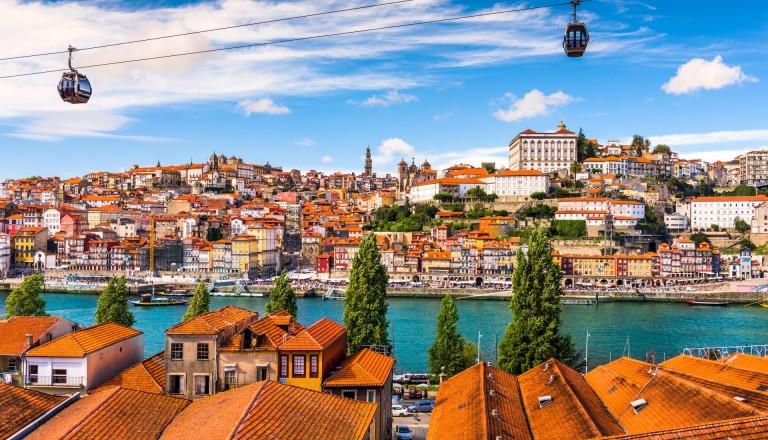 Städtereisen nach Porto Douro Altstadt