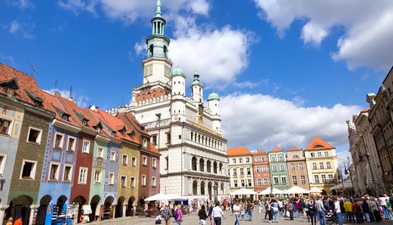 Posen in Polen