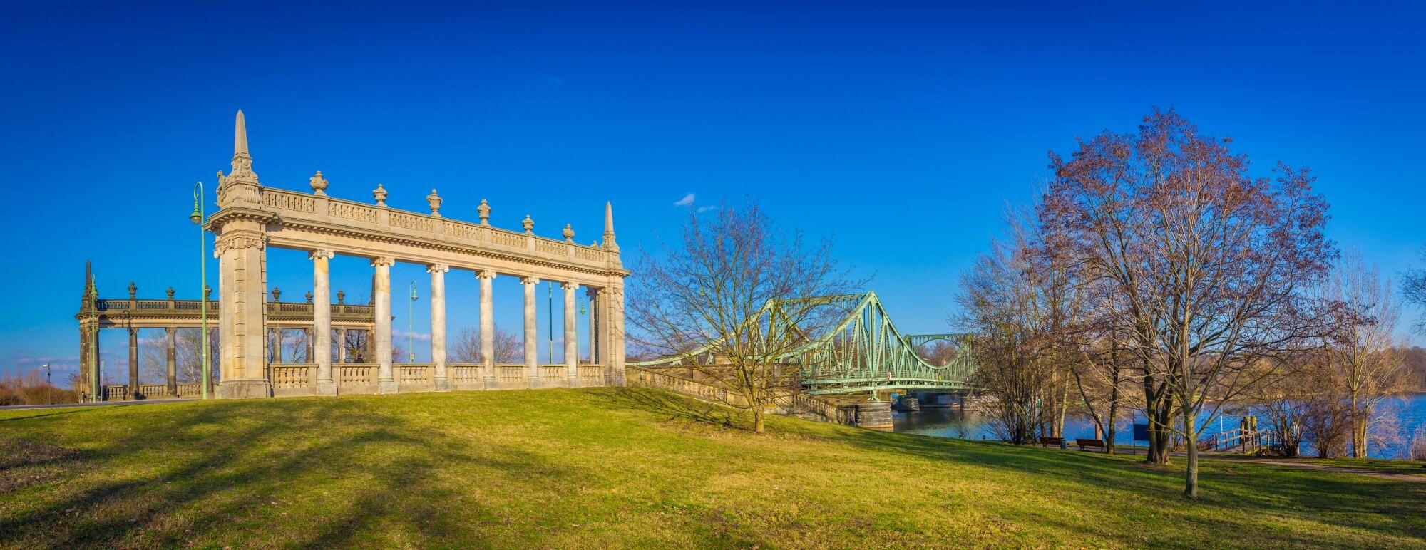 Potsdam Glienicker Brücke