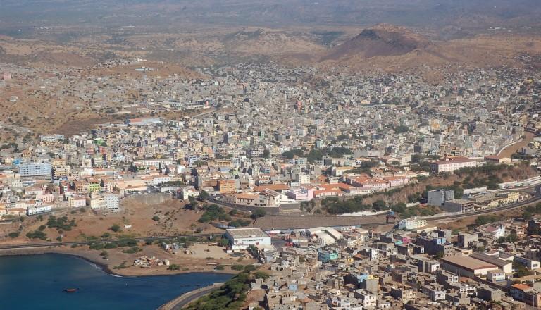 Praia - Die Haupstadt von Kap Verde auf Santiago.
