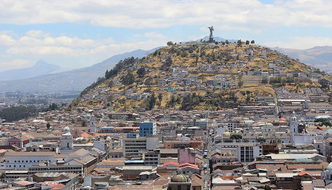 In Quito befinden sich die meisten unserer Top 5 Museen: