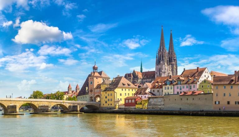 Regensburg Städtereisen