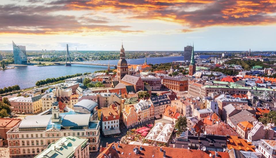 Rundreisen Baltikum Riga