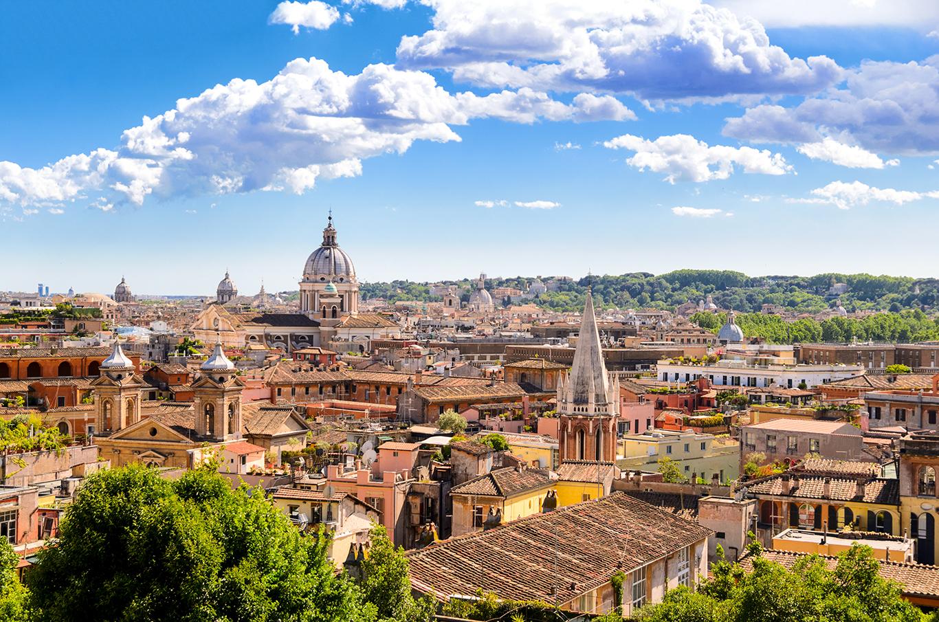 Rom - Staedtereisen