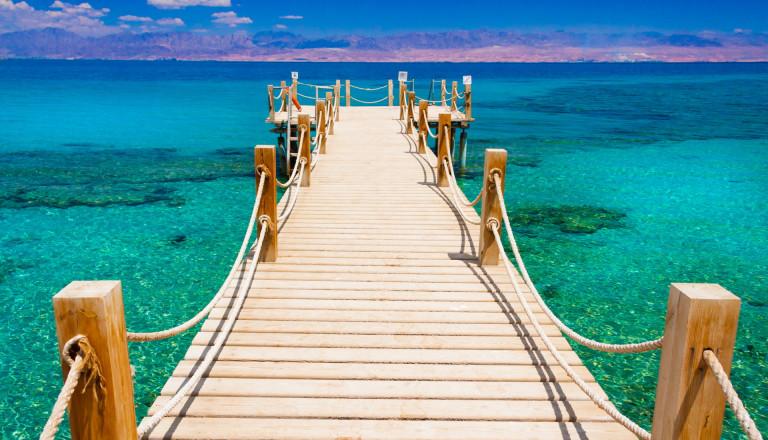 Top Ägypten-Deal: Blue Reef Resort in Marsa Alam - Jabal Al Rosas Bay / Ras Muhammadab 458€