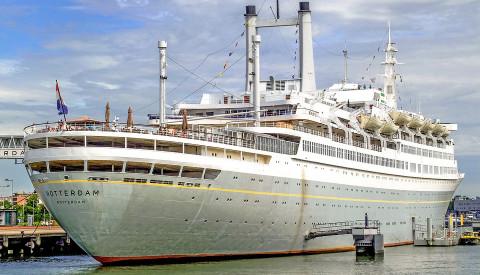 Besichtigen Sie die SS Rotterdam.