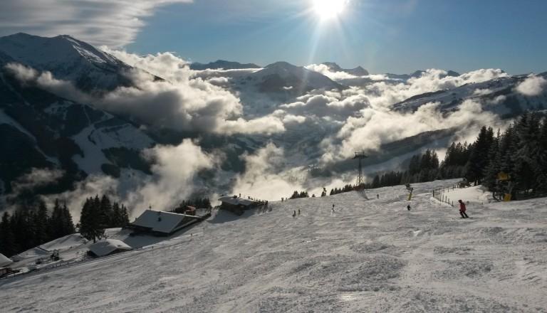 Saalbach Ski Piste