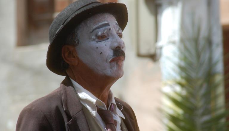 Natürlich wird auch in Salvador Karneval gefeiert.