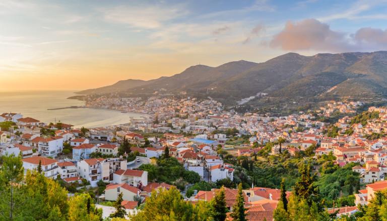Samos-Stadt