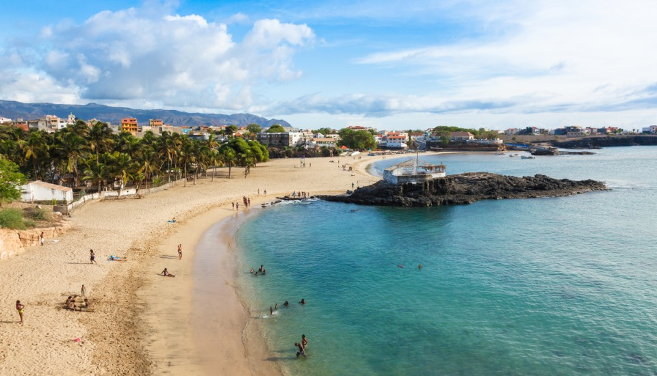 Santiago, Kap Verde