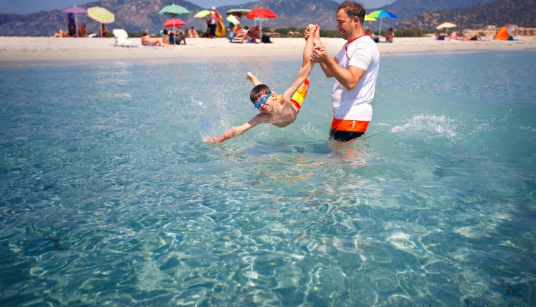 Sardinien: Ein Fest für die ganze Familie.