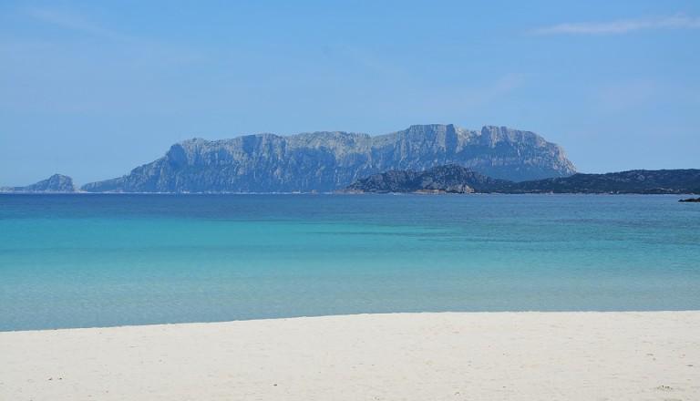 Tavolara Sardinien Strand