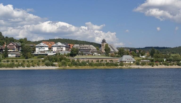 Wellnessurlaub Schwarzwald Schluchsee