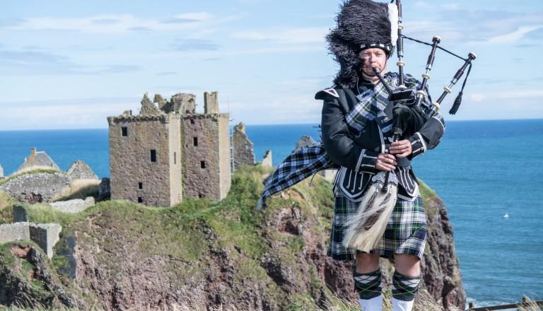 Rundreisen Schottland Dunnottar Castler