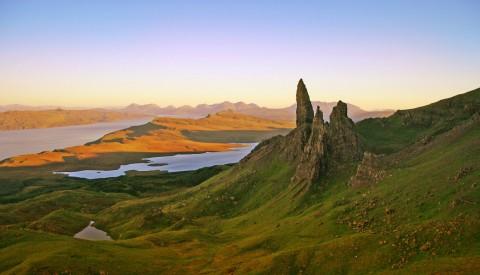 Schottland Westland Highways