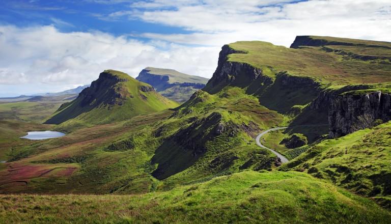Rundreisen Schottland Highlands.