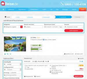 Screenshot La Palma Deal 3* La Caleta