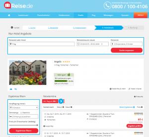 Screenshot Deal Angelis in Prag