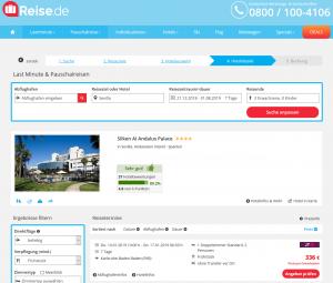 Screenshot Sevilla Deal