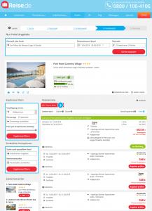 Screenshot Gardasee Deal Ostern