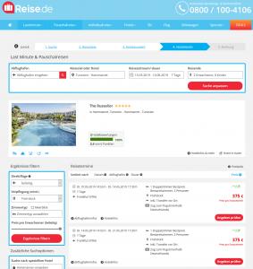 Screenshot Deal Russelior